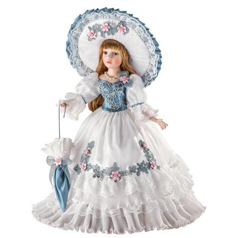 porcelain dolls ebay collections etc collectible porcelain summertime doll ebay