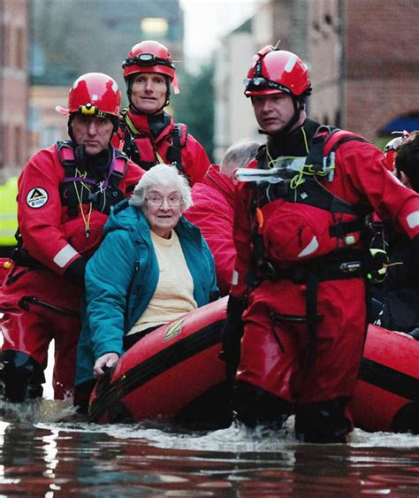 cleveland rescue cleveland mountain rescue severe flooding in uk pictures pics express co uk