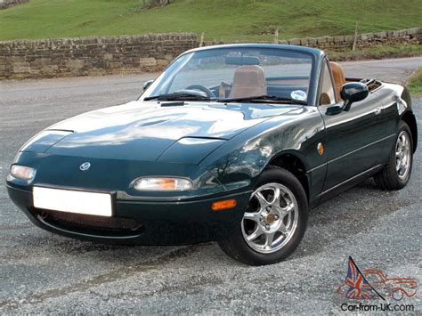 mazda car from which country mazda mx5 eunos 1 8i v spec auto 60k miles mazda