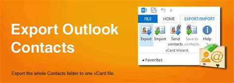 Export Contacts From Office 365 by Vcard Vcf Converter For Microsoft Outlook Office 365