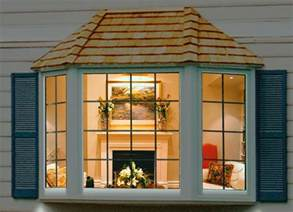 bay bow window whata the difference differences between and