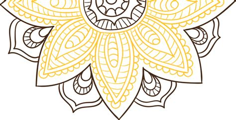 Galerry zentangle elephant coloring page