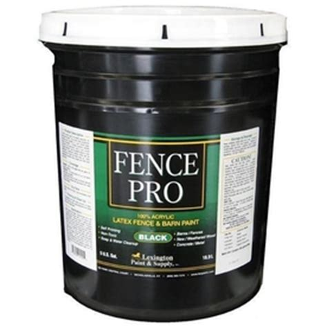 shop paint supply barn and fence black satin water based exterior paint actual net