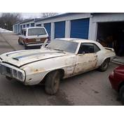 Barn Find Trans Am  Midwest Firebirds