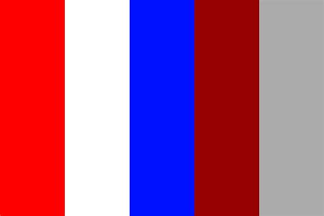 patriotic color palette