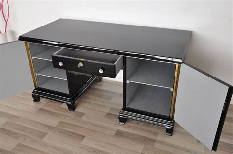 classic deco desk for sale at 1stdibs