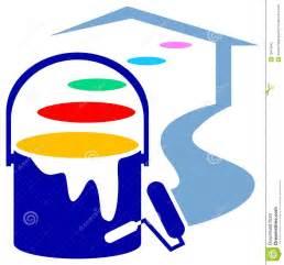 house decorating logo royalty free stock photo image
