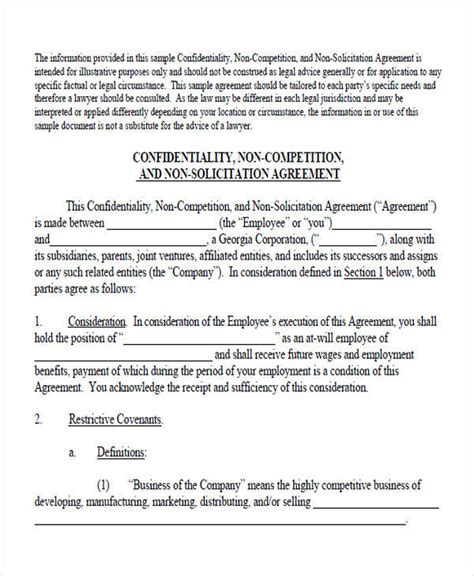 client confidentiality agreements 40 free confidentiality agreement sles