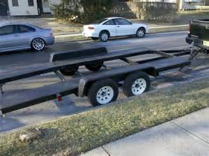 Used Open Car Trailers For Sale In Ohio Open Car Trailers For Sale