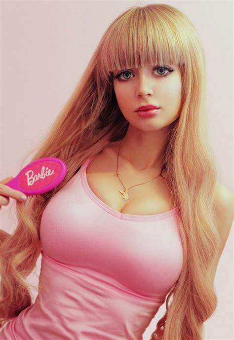 Angelica Kenova Is The New Human Barbie Yahoo Lifestyle Uk