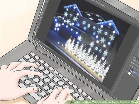 how to make christmas lights flash to music how to make your christmas lights flash to music 12 steps