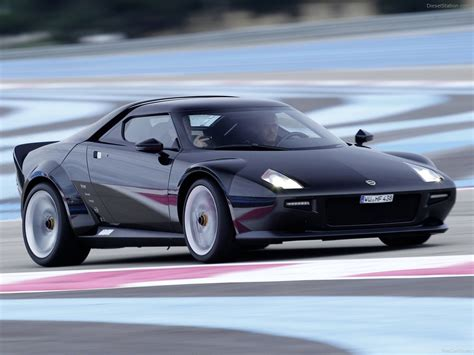 lancia stratos concept car picture 01 of 28