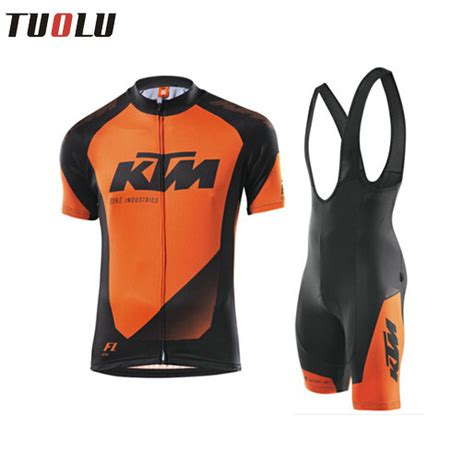 Ktm Cycling Gear Cycling Clothing Ktm Cycling Jersey Summer Ropa Ciclismo