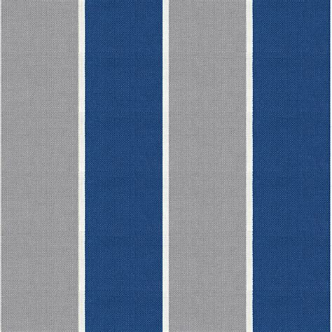 Outdoor Awning Fabric by Blue Grey Awning Stripe Outdoor Fabric Modern