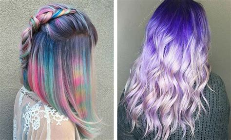 pastel hair color 21 pastel hair color ideas for 2018 stayglam