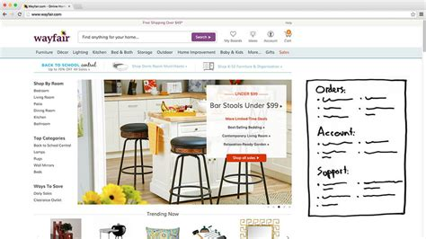 all images displayed on the home page of this website are responsive upscaling large screen e commerce design