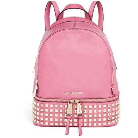 Pink Bag michael kors pink bag ideechic it
