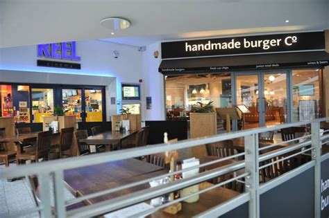 Handmade Burger Company Hull - hull burger restaurant told to make hygiene