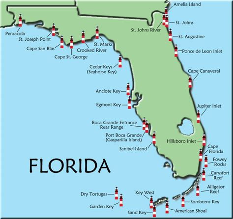 florida map pictures florida map