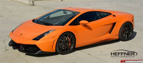 Heffner Lamborghini Gallardo Lamborghini Gallardo By Heffner Performance 187 Every Tech