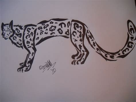 leopard tattoo design leopard images designs