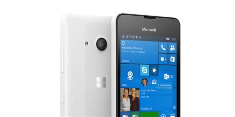 Gadget Microsoft Lumia microsoft lumia 550 specifica陋ii complete gadget ro