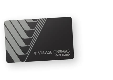Village Cinemas Gift Cards - gift card village cinemas gift shop