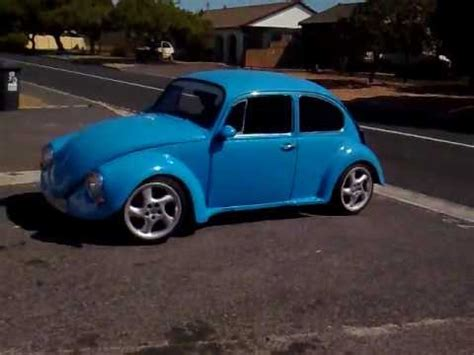 porsche wheels on vw beetle with porsche rims