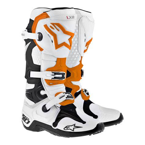 Ktm Boots Alpinestars 2014 Tech 10 Boots Aomc Mx