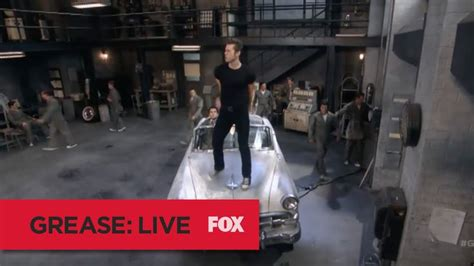Grease Live Greased Lightning Car Switch 17 Best Images About Grease The Musical On
