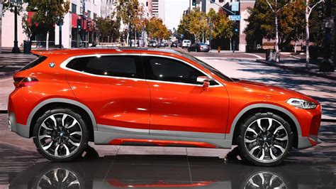 2017 BMW X2 Concept   United Cars   United Cars