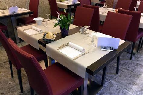 tavoli ristorante dimensioni notizie molena