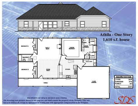 Blue Prints For Houses by House Plans Blueprints For Sale Space Design Solutions