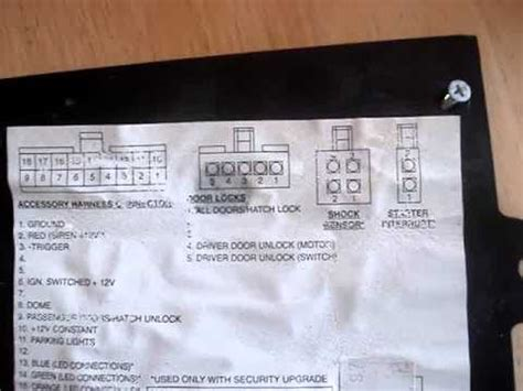 sigma m30 alarm wiring diagram 30 wiring diagram images