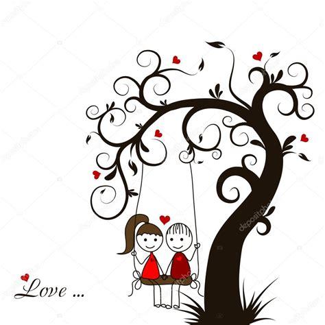 imagenes tiernas de amor para dibujar love story card vector stock vector 169 tolchik 34336429