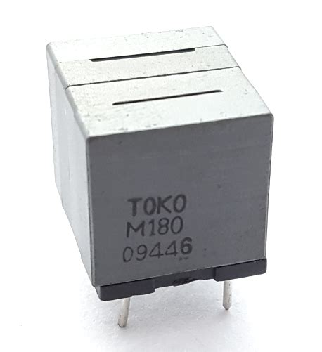 toko rf inductors toko metal inductor 28 images metal alloy and other power inductors added to murata toko