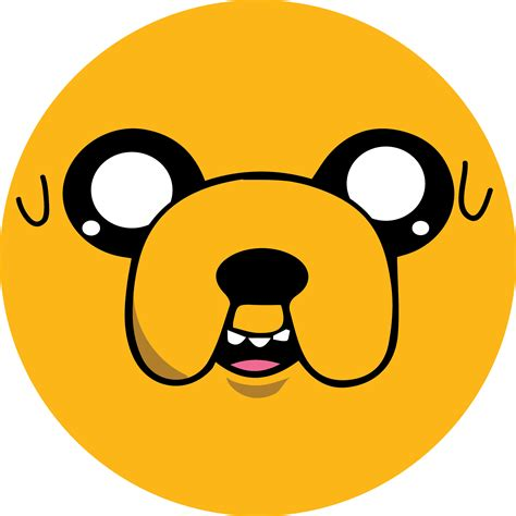 adventure time jake the dog jake the dog badge by meganshepherd on deviantart
