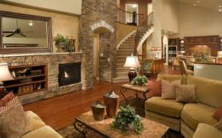 Stunning Home Interiors Beautiful Log Home Interior Design Decobizz