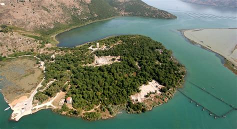 Mediterranean Home by Butrint National Park