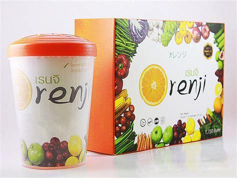 Thé Glacé Detox by Renji Detox Tha Health And Store