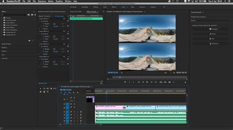 new vr workflow for adobe premiere pro highlights a slate adobe improves collaboration for video editing in premiere