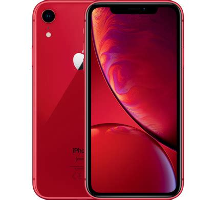 apple iphone xr  gb red coolblue voor
