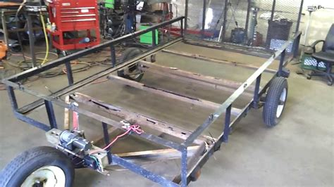 boat trailer repair rusted trailer repair part 1 youtube