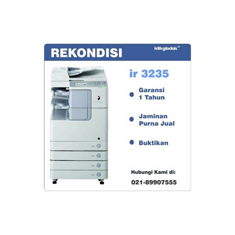 Kaos Canon 04 printer a3 mesin printer a3