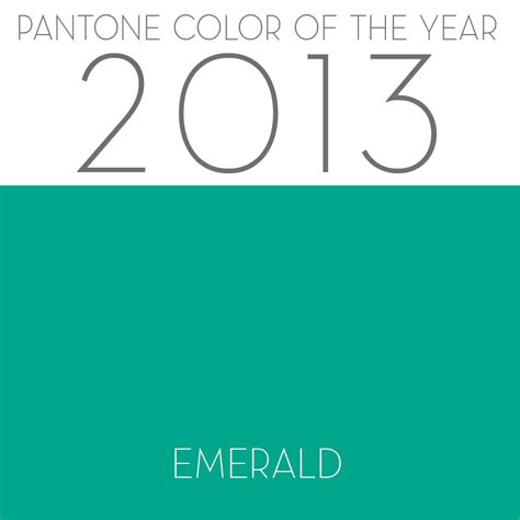 pantone color of the year list gem the prep crew
