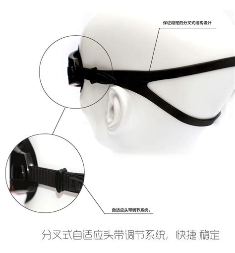 Kacamata Renang Frame kacamata renang polarizing anti fog uv protection gog 300 black jakartanotebook