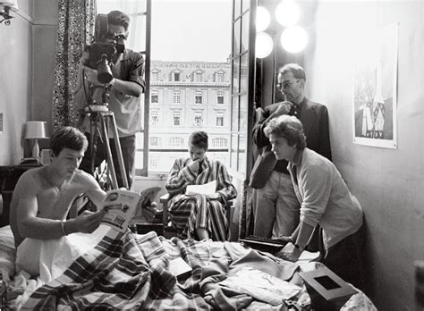 breathless grey apartment is no work of fiction ny michael witt on jean luc godard interview with