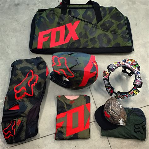 motocross gear south 100 motocross fox gear camo dirtbike mx atv fox
