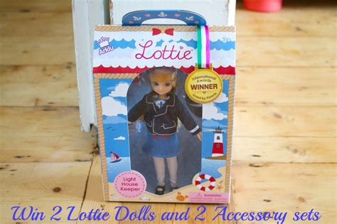 can lottie dolls get win lottie dolls and accessory sets