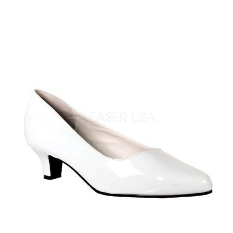 2 inch high heels wide width classic high heel 2 inch heel black